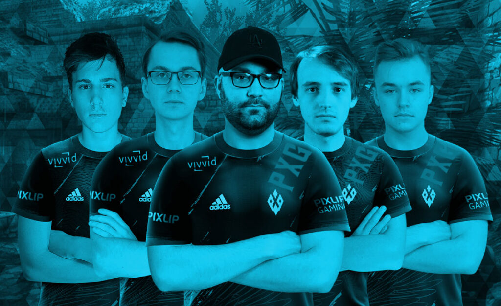 New organization PIXLIP Gaming signs ex-Sparx roster